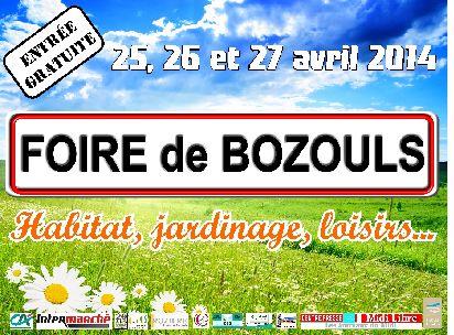 SANNITEC sera présent à la Foire de BOZOULS pour vous présenter l'aspiration centralisée DUOVAC