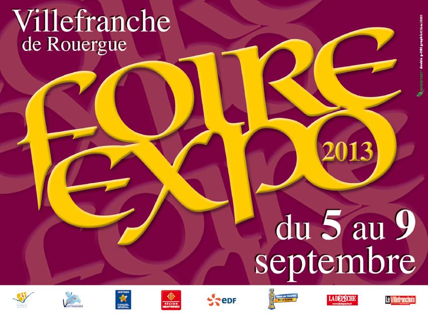 SANNITEC sera présent à la 12eme Foire Expo de Villefranche de Rouergue pour vous présenter l'aspiration centralisée DUOVAC