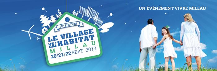 SANNITEC sera présent au 10eme Salon de l'Habitat de MILLAU pour vous présenter l'aspiration centralisée DUOVAC